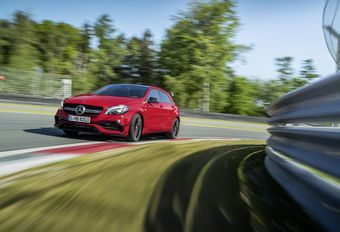 Mercedes-AMG A 45 : Top Gun #1