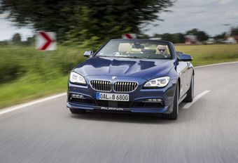 Alpina B6 Biturbo : Happy birthday #1