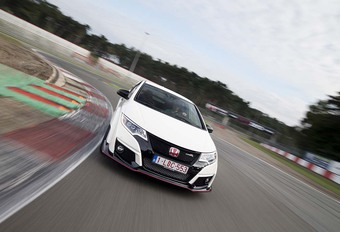 Honda Civic Type R : Record ! #1