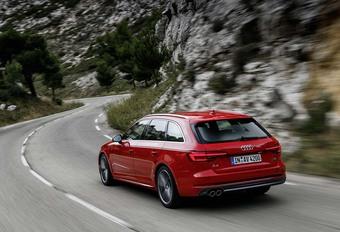 Audi A4 Avant : vive l'Avant ! #1