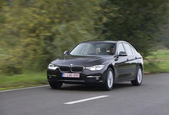 BMW 318i : nouveau tricylindre essence #1