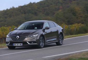 Renault Talisman: tijd voor een geluksbrenger #1