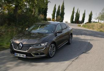 Renault Talisman 1.6 dCi 160 (2015) #1