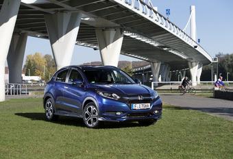 Honda HR-V 1.6 i-DTEC : Habitable ! #1