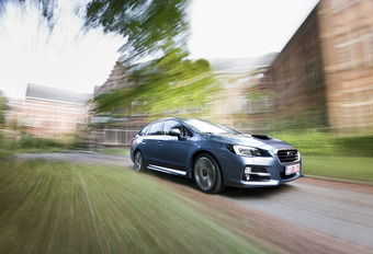 Subaru Levorg 1.6T : nouveau break #1