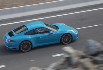 Porsche 911 Carrera S (2015) #1
