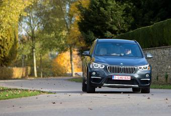 BMW X1 xDrive 20i : Efficacité #1