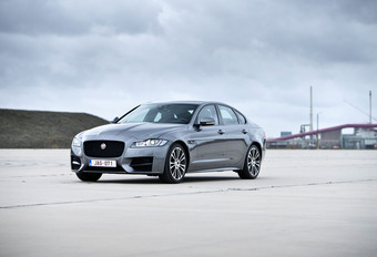 Jaguar XF 2.0D 180 A : Plus que jamais l'alternative #1