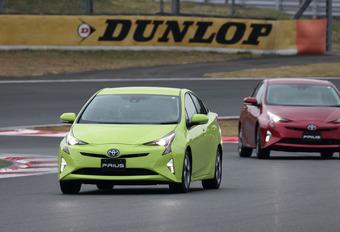 Toyota Prius : Nog efficiënter #1