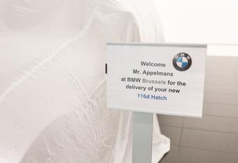 BMW 116d - intro #1