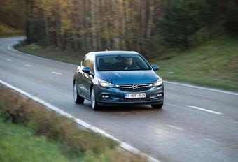 Opel Astra 1.4 T 150 & 1.6 CDTI 136 : Les moteurs conventionnels #1