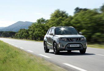 Suzuki Vitara S : « S » bien mérité  #1