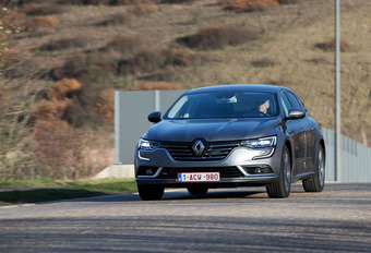 Renault Talisman 1.6 TCe 150 : Overtuigende benzine #1