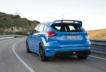 Ford Focus RS (2016) #1