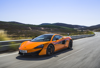 McLaren 570S (2016) #1