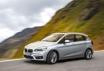 BMW 225xe : all in one #1