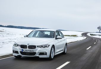 BMW 330e : c'est le Watt ! #1