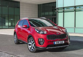 Kia Sportage : L'as de la séduction #1