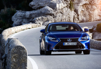 Lexus RC : Big in Japan #1