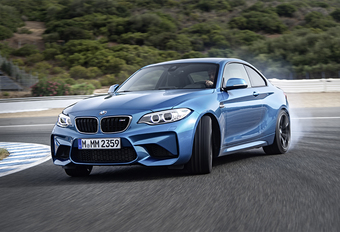 BMW M2 Coupé (2016) #1
