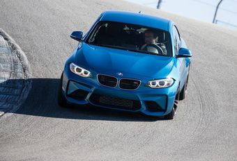 BMW M2 Coupé - De oer-M3 is terug #1