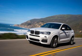 BMW X4 M40i : Met de M van meer  #1