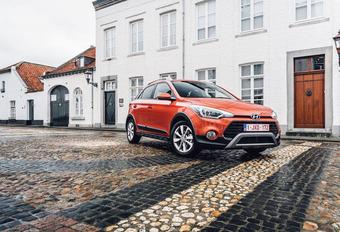 Hyundai i20 Active : Pour la façade? #1
