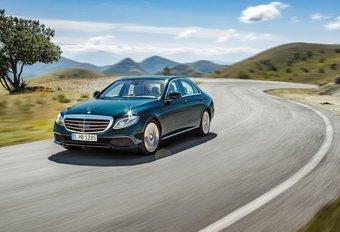 Mercedes E-Klasse - Zelfverzekerd #1