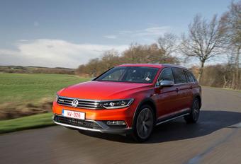 Volkswagen Passat Alltrack 2.0 TDI 150 : Pour tous les terrains #1