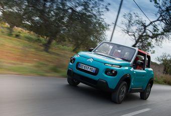 Citroën e-Mehari : électron libre #1