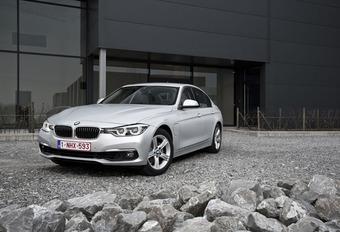 BMW 330e : Vertueuse #1