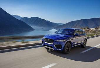 Jaguar F-Pace : ambitieuse #1