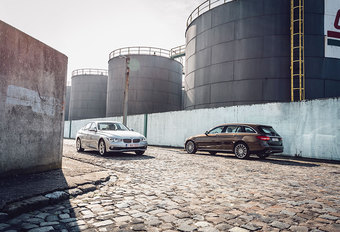 BMW 330e // MERCEDES C 350 e BREAK : Priseperikelen #1