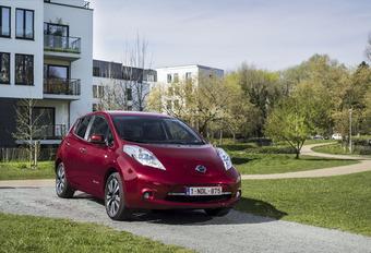 Nissan Leaf 30 kWh : 50 kilometer verder #1