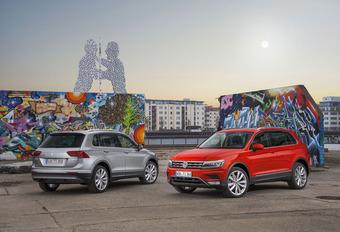 Volkswagen Tiguan : A la cîme des SUV #1