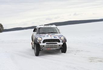 Mini ALL4 Racing : La Mini  des pampas #1