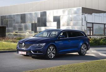 Renault Talisman Grandtour: stijlvol #1