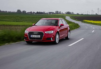Audi A3 1.0 TFSI : Mille marquant #1