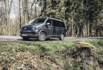 Volkswagen California 2.0 TDI 150 A : California Dreaming #1
