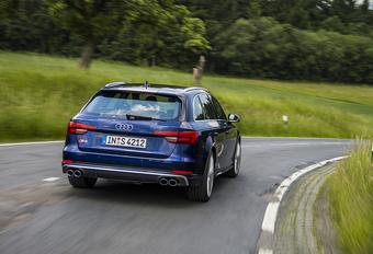 Audi S4 Avant (2016) #1