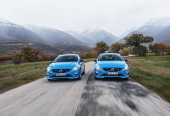 Volvo S60 et V60 Polestar : La sportive  à la sauce suédoise #1
