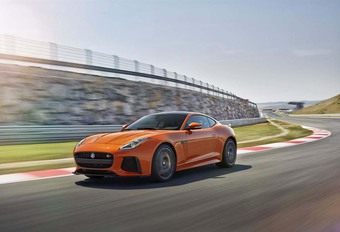 Jaguar F-Type SVR : Machine de guerre ! #1