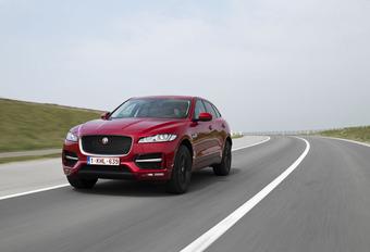 Jaguar F-Pace 2.0D A AWD : à contre-courant #1