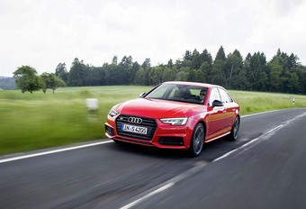 Audi S4 : Le retour du turbo  #1