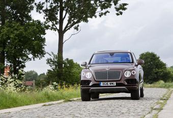 Bentley Bentayga : Le luxe dans tous ses excès #1