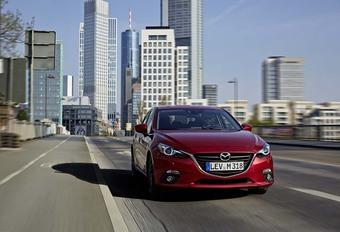 Mazda 3 1.5 SkyActiv-D: niets te vroeg #1