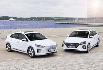 Hyundai Ioniq : triple offensive #1