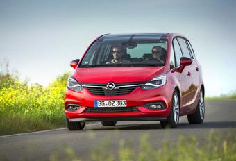 Opel Zafira : En plein dans le mille! #1