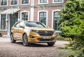 Ford Edge 2.0 TDCi 210 AWD : Born in the USA #1