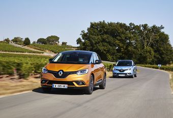 Renault Scénic & Grand Scénic : quand le look impose son tribut #1